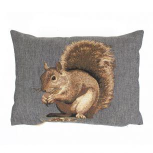 Gobelin cushion squirrel 30x45cm