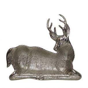 Bowl deer 33cm