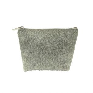 Make up bag cow grey (bos taurus taurus)