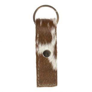 Key chain men brown (bos taurus taurus)