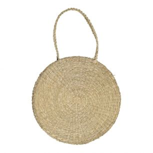 Seagrass bag round
