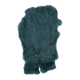 Fur rabbit petrol (oryctolagus cuniculus)